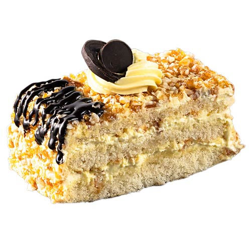 Butterscotch Pastry
