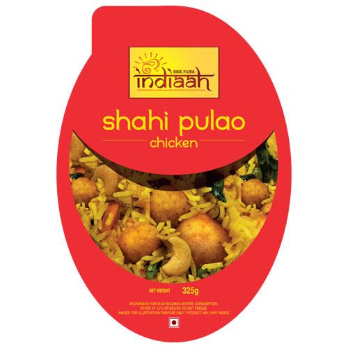 Shahi Pulao Chicken